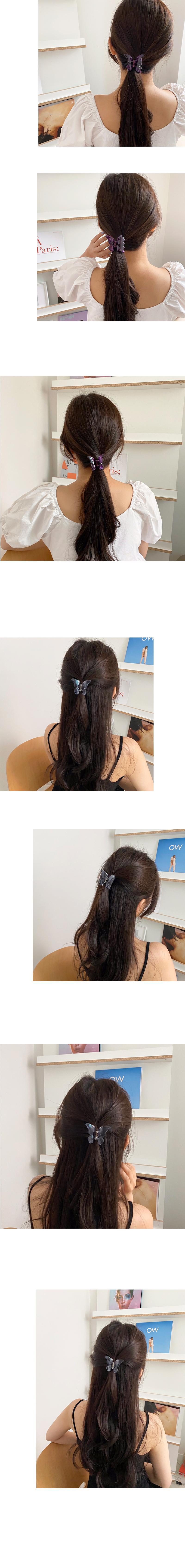 fresh hair pin