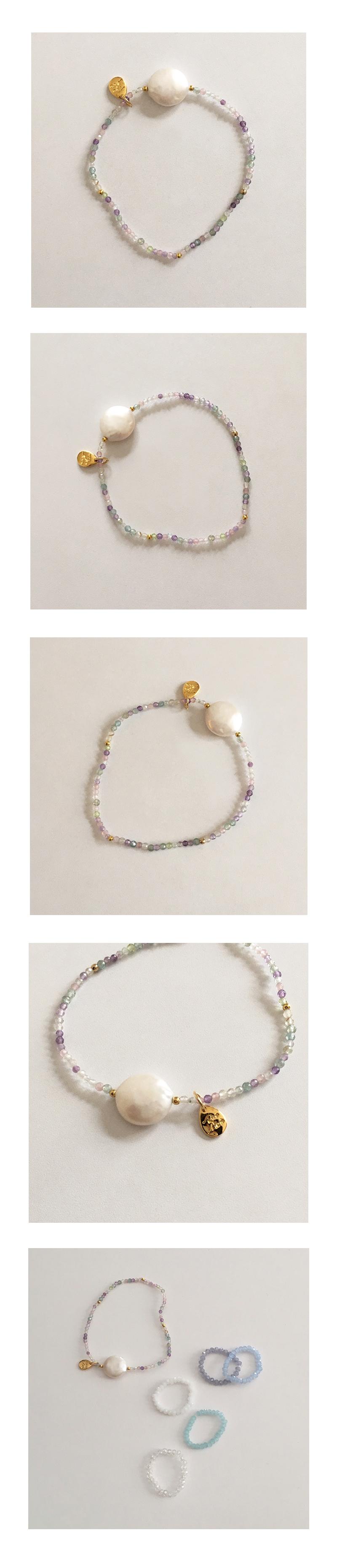pearl sea bracelet