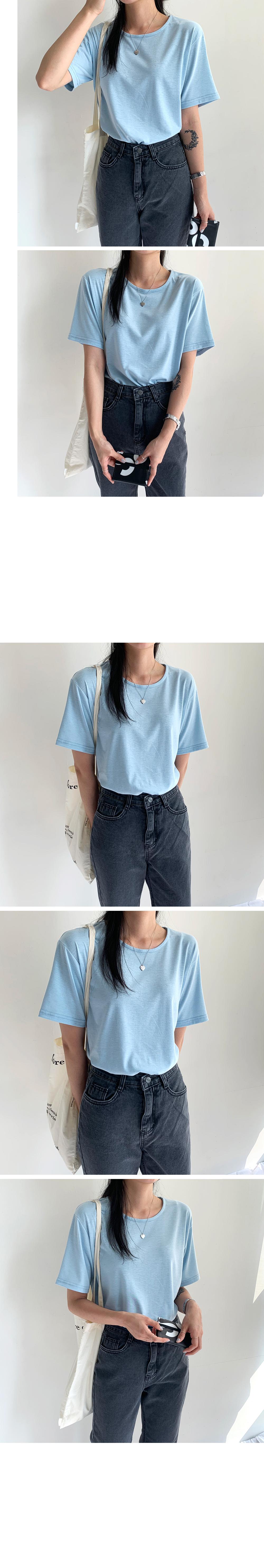 Short-sleeved tee