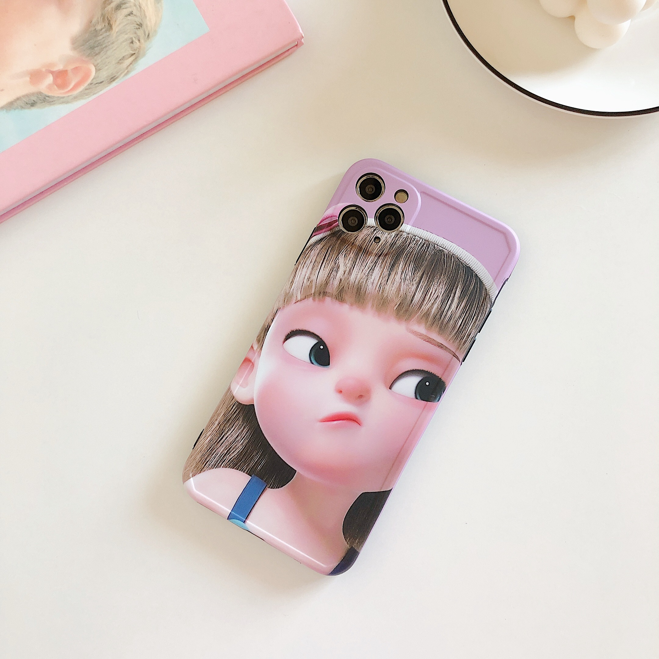 Little Girl Case