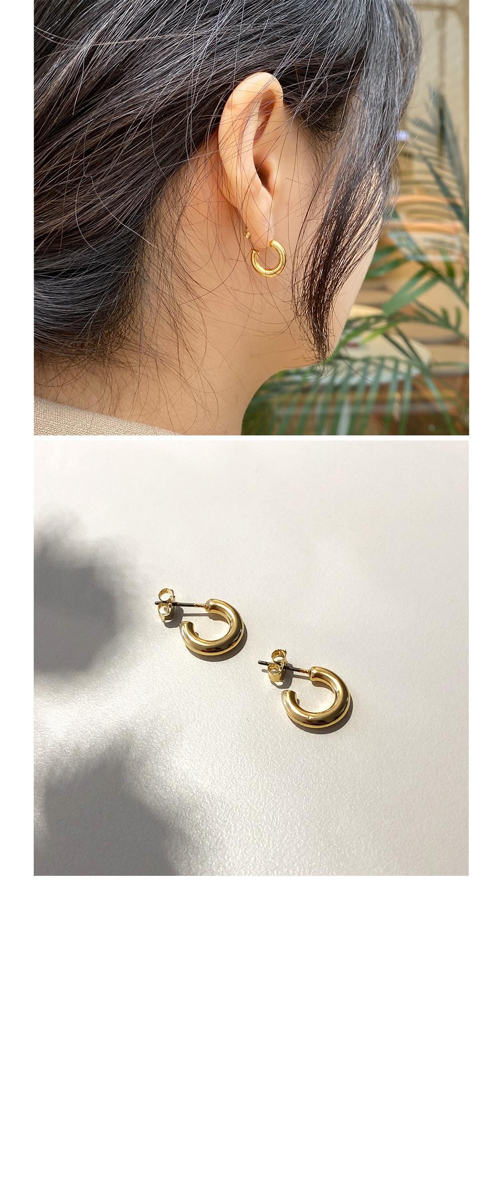 hold mini earrings