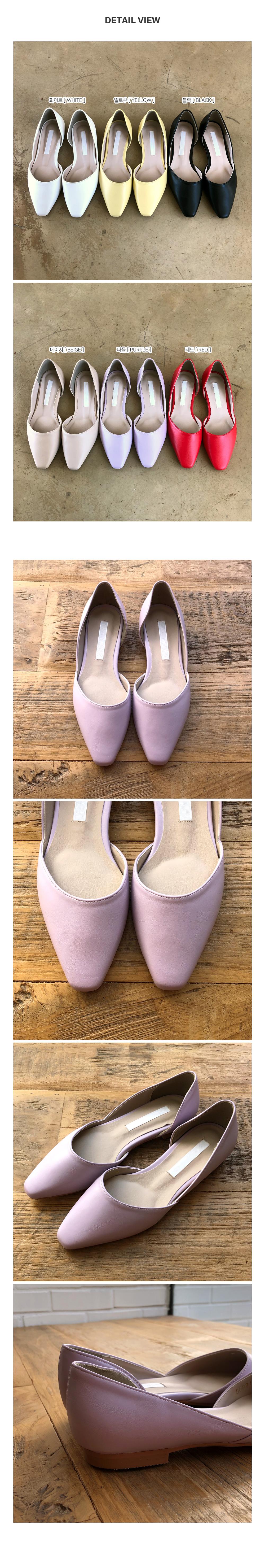 Dami Flat Shoes