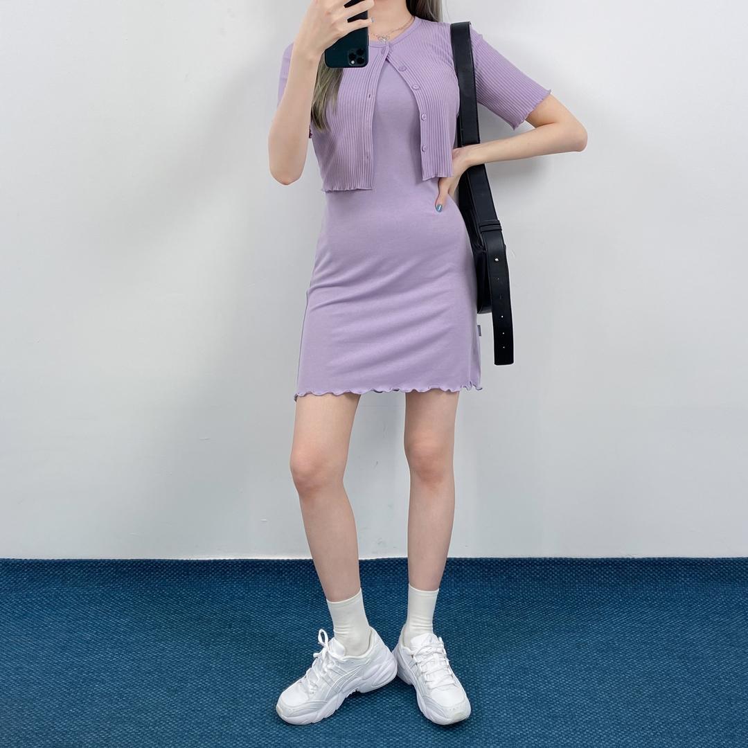 Ruby summer cardigan