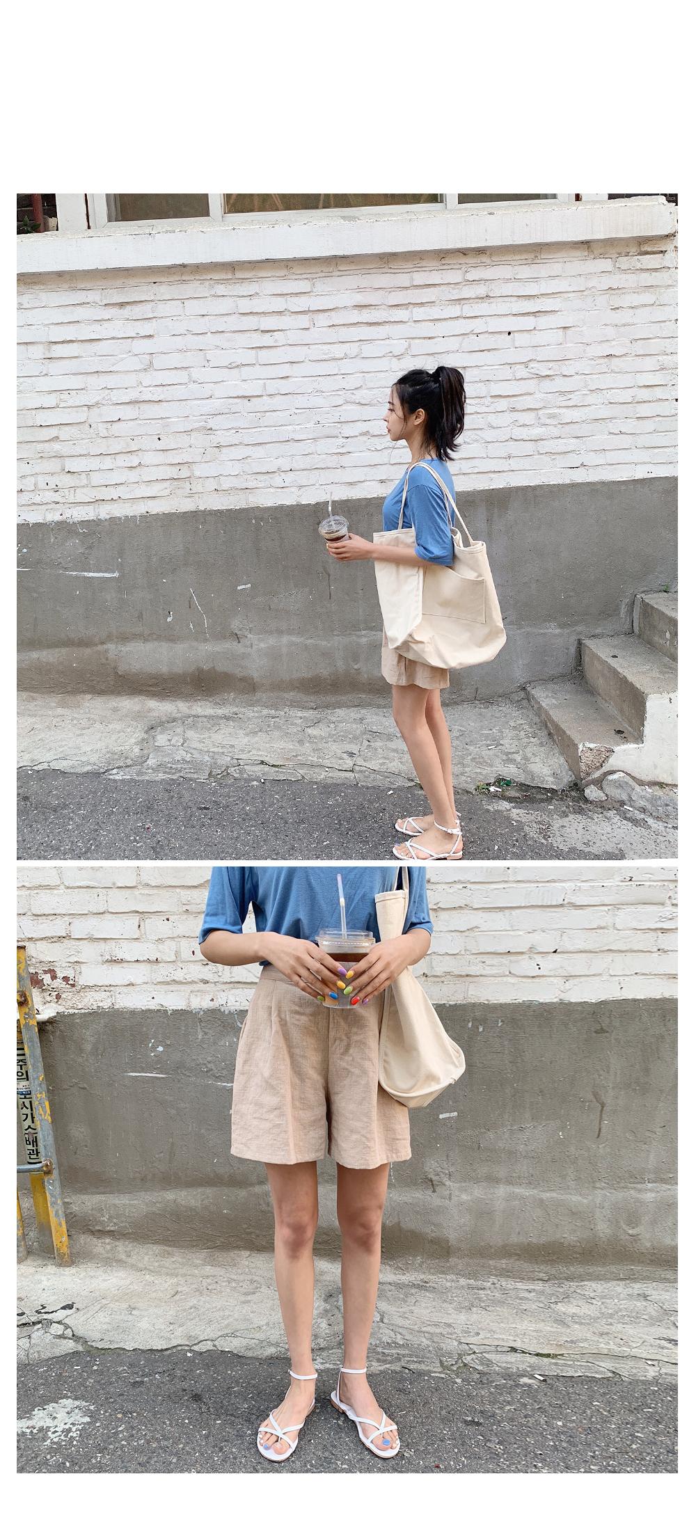 Canvas Eco Bag B#YW051