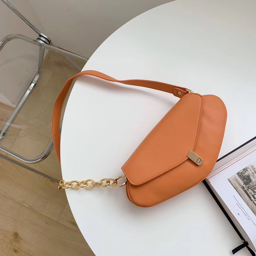 Urban Bros École Triangle leather bag 5colors