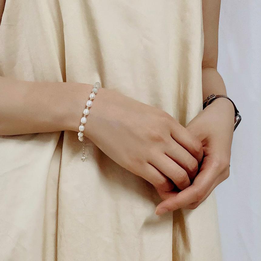 Noi freshwater pearl bracelet
