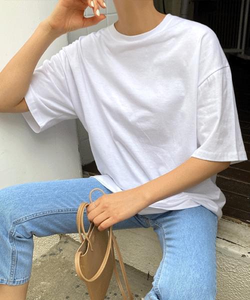 韓國空運 - Dun Box Short Sleeve Tee 短袖上衣