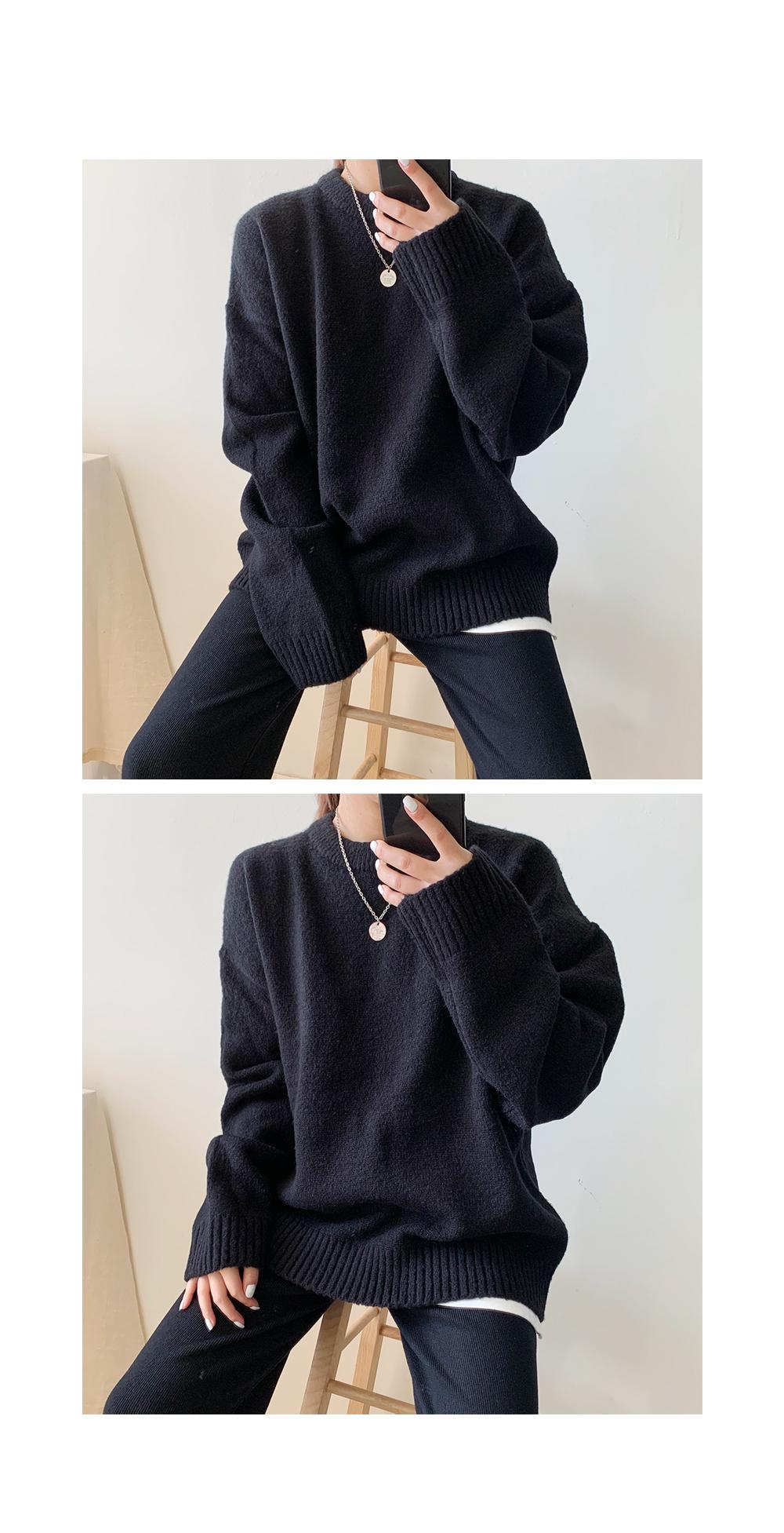 Pick Mira Round Knit