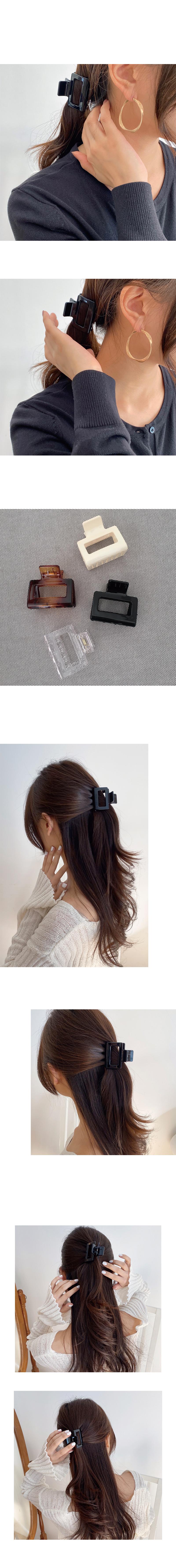 bliss hair pin