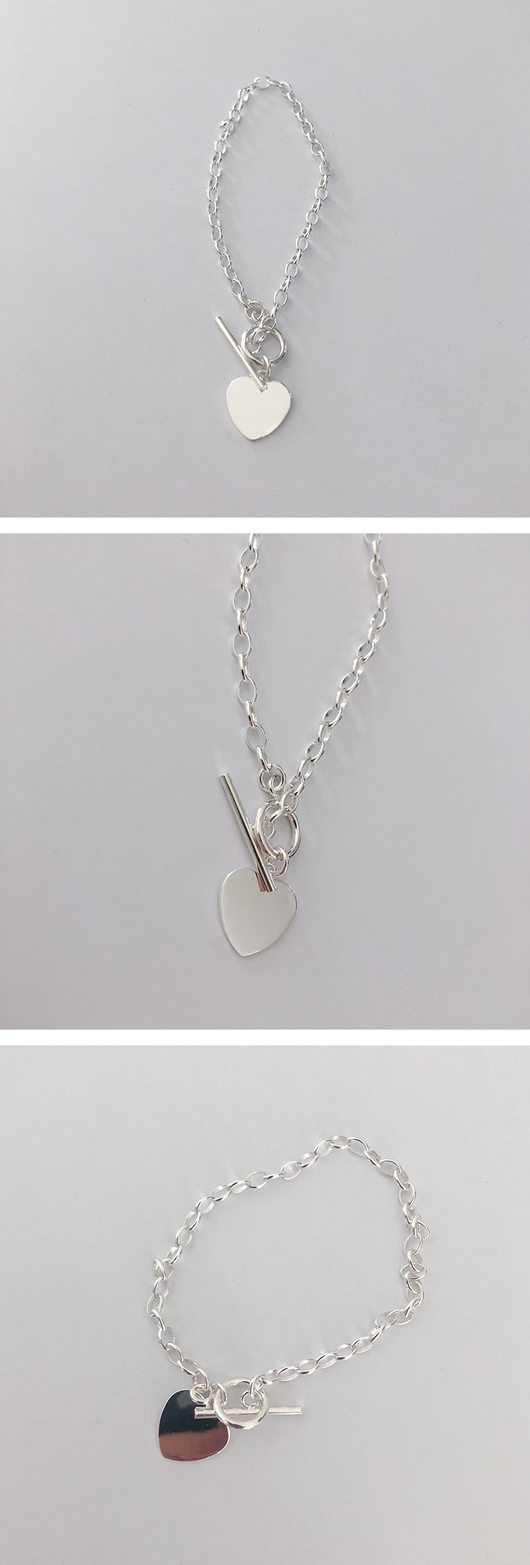 (silver925) jennie bracelet