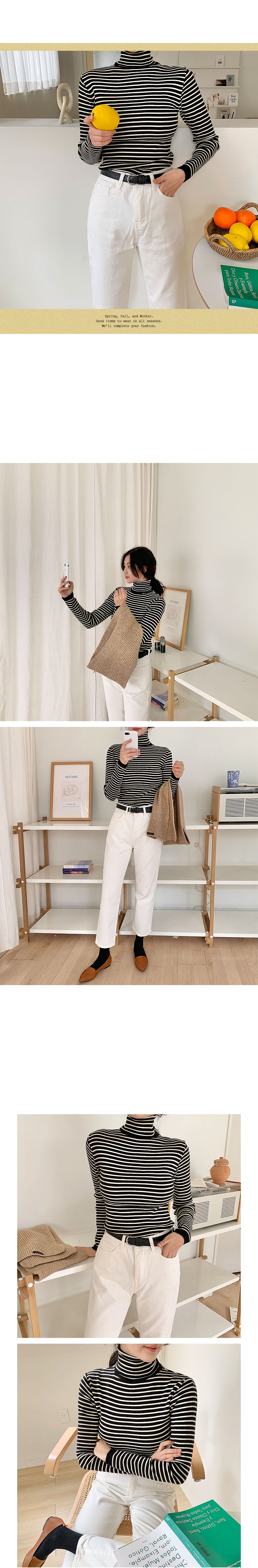 Merona striped T-shirt