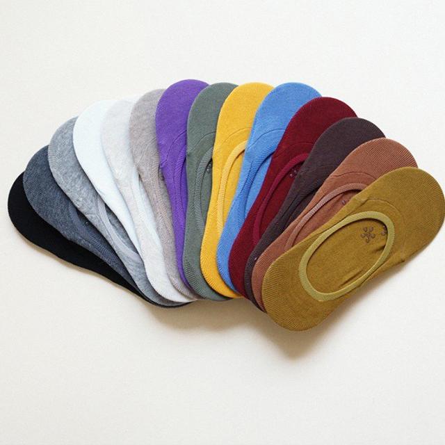 Marian Vivid non-slip overshoes socks 14colors