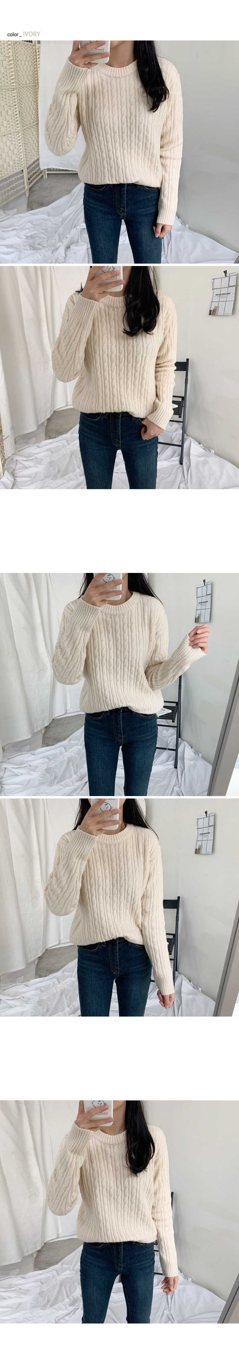 Color round neck short sleeve knit T#YW452
