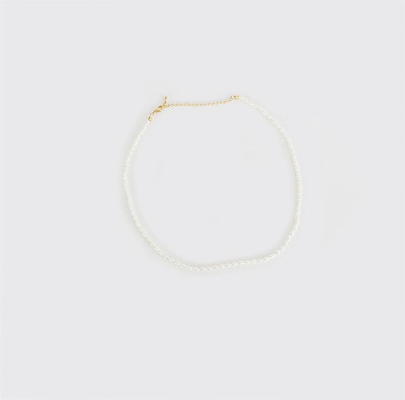 Aure pearl necklace