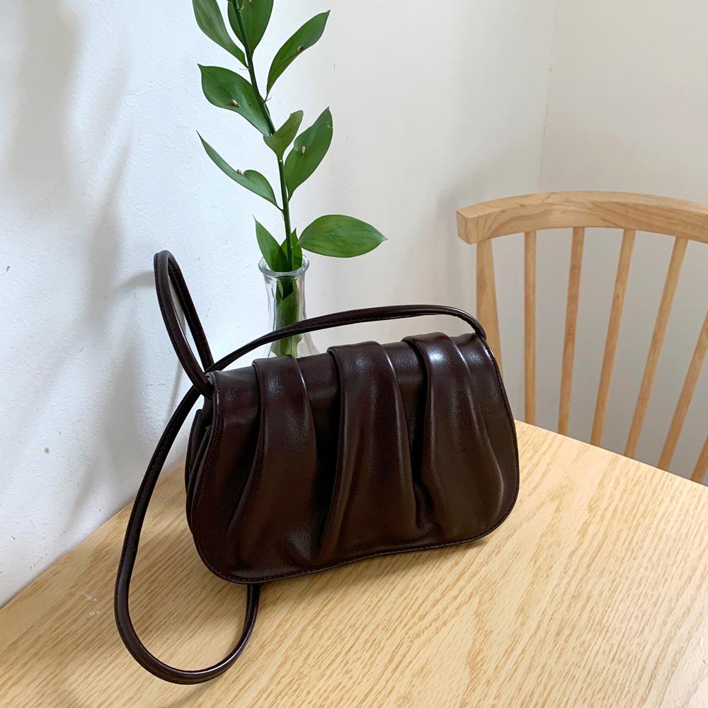 Retro shirring bag