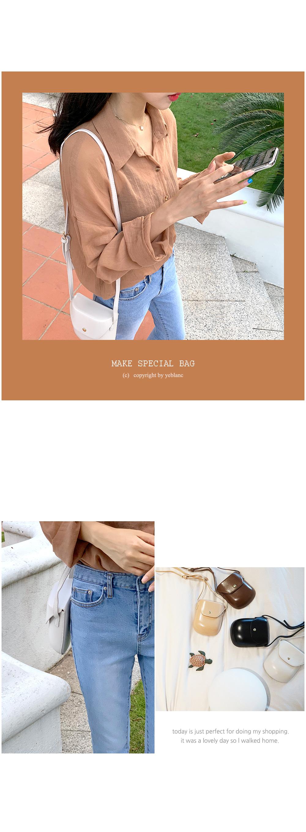 Bold Mini Cross Bag B#YW035