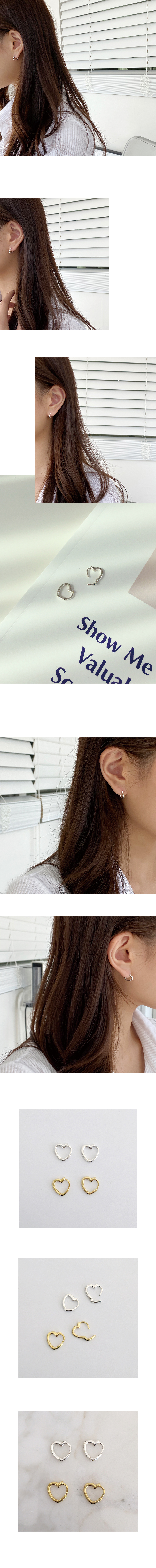 sweety onetouch earring