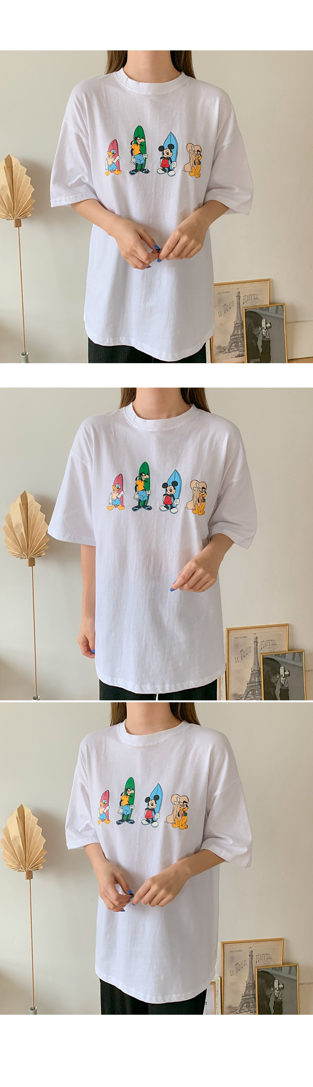 Surf Mickey Box T Couple Item Recommendation