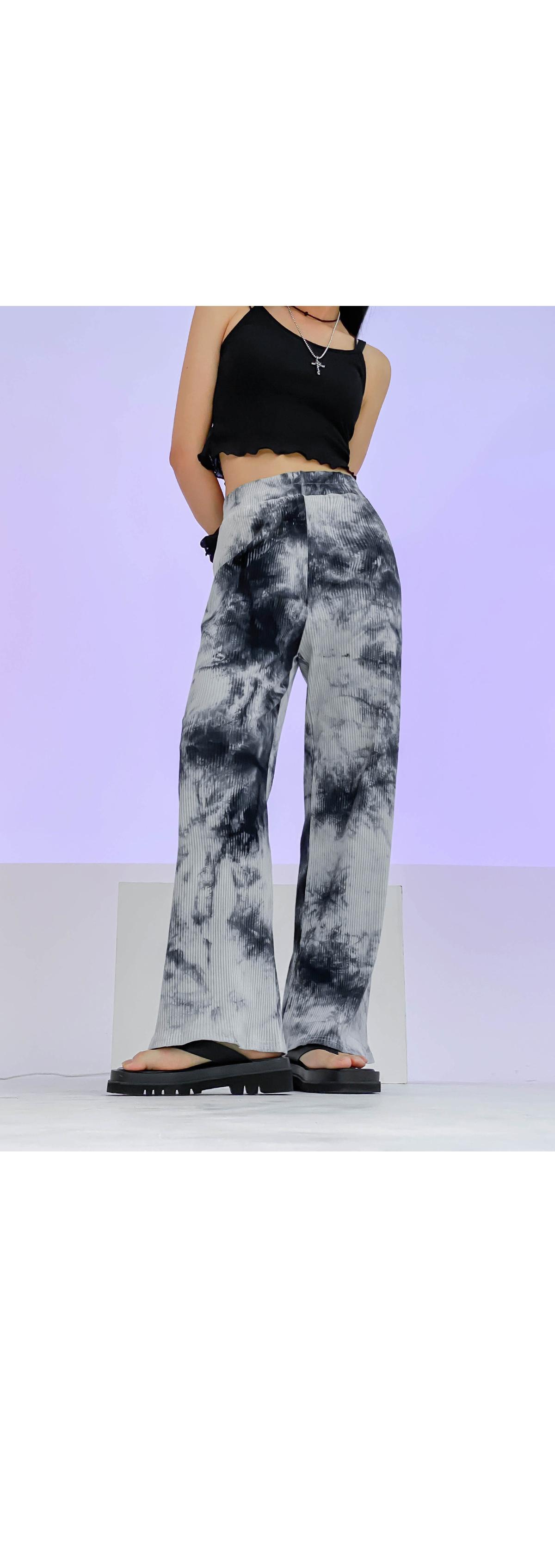 Tie-dye Newer Pants
