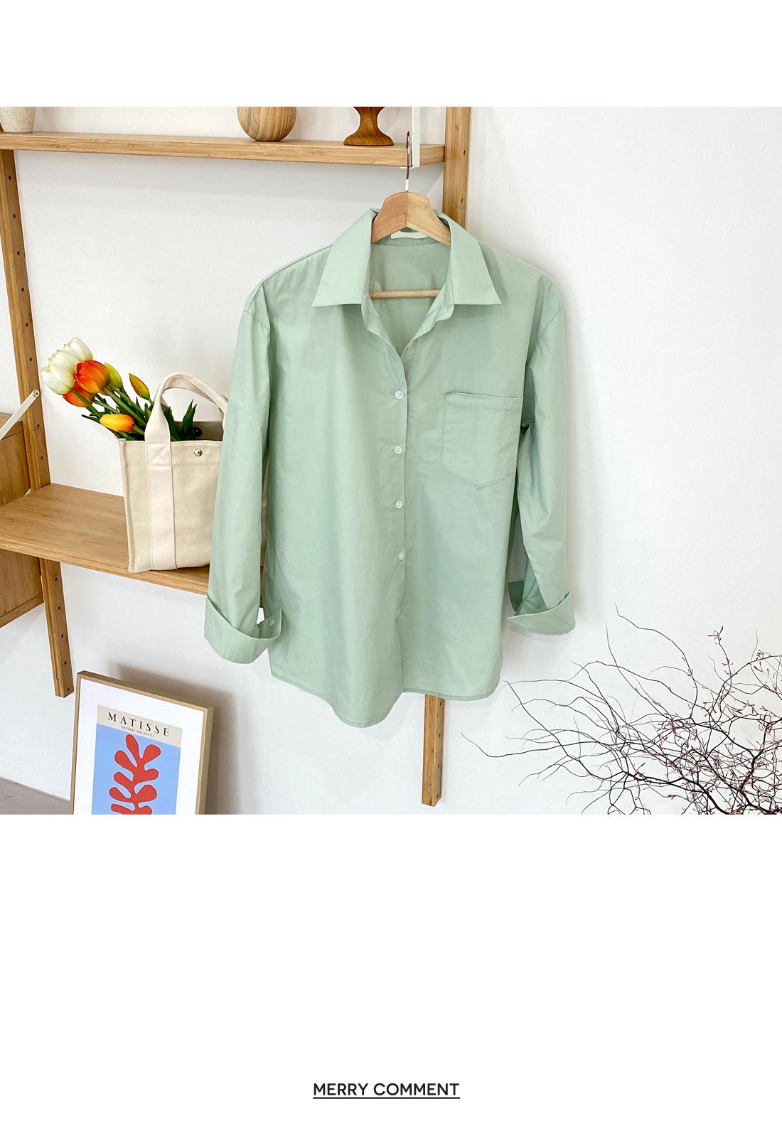 Picnic solid shirt