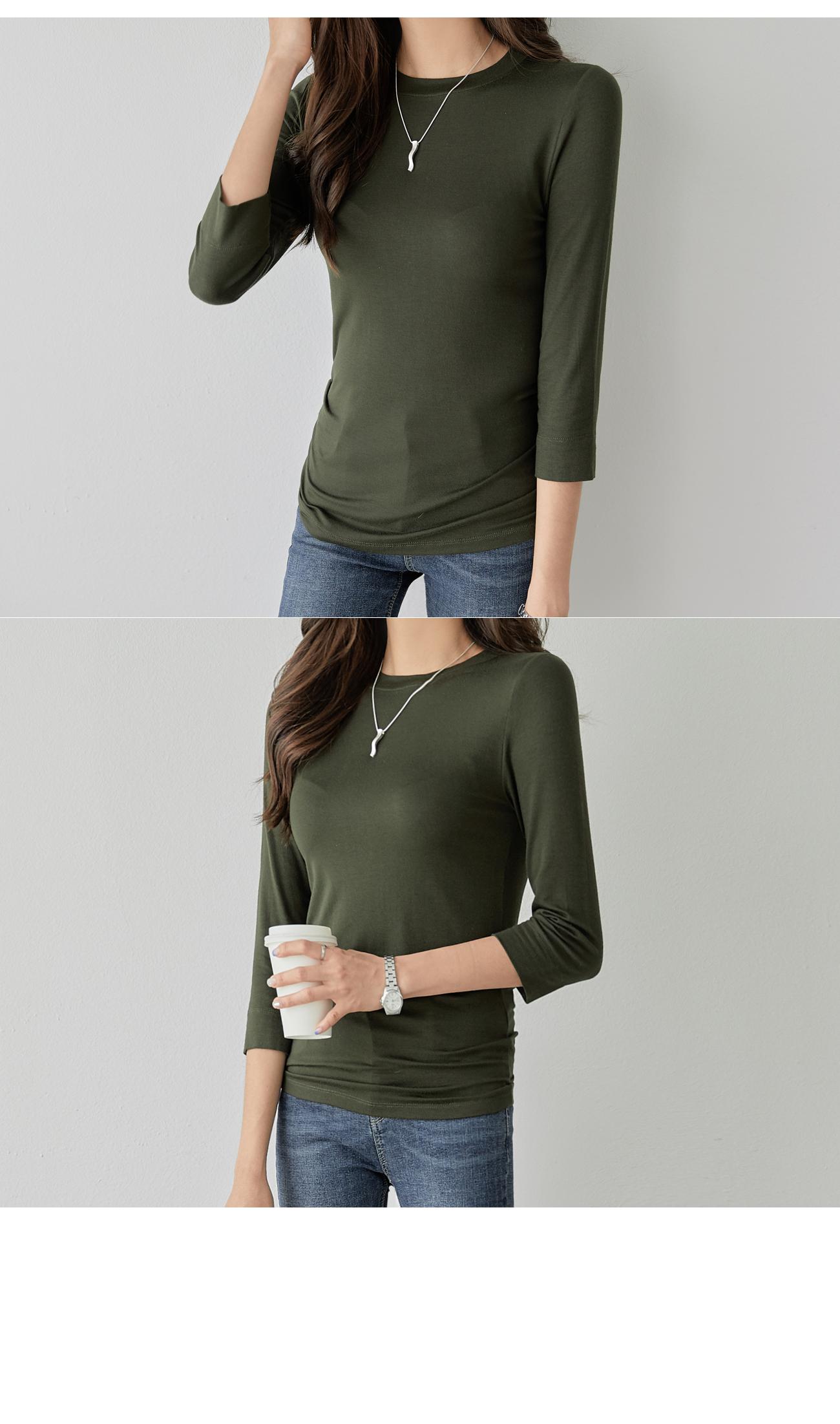 Span 7 Basic T-shirt #107350