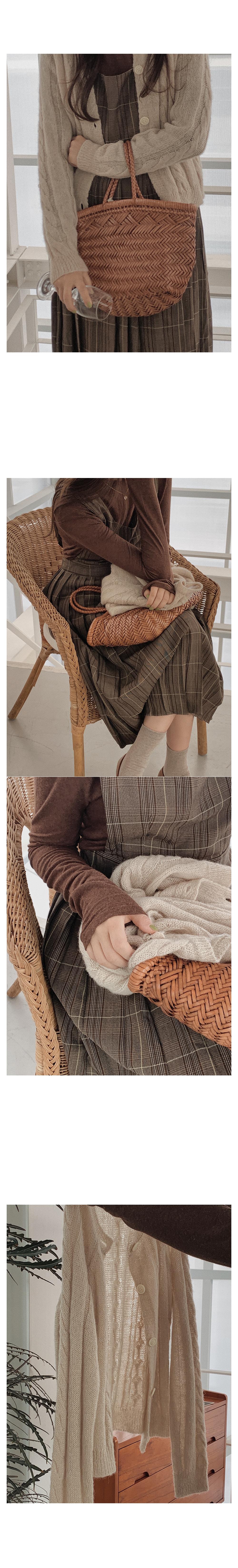Bethdy wool cardigan