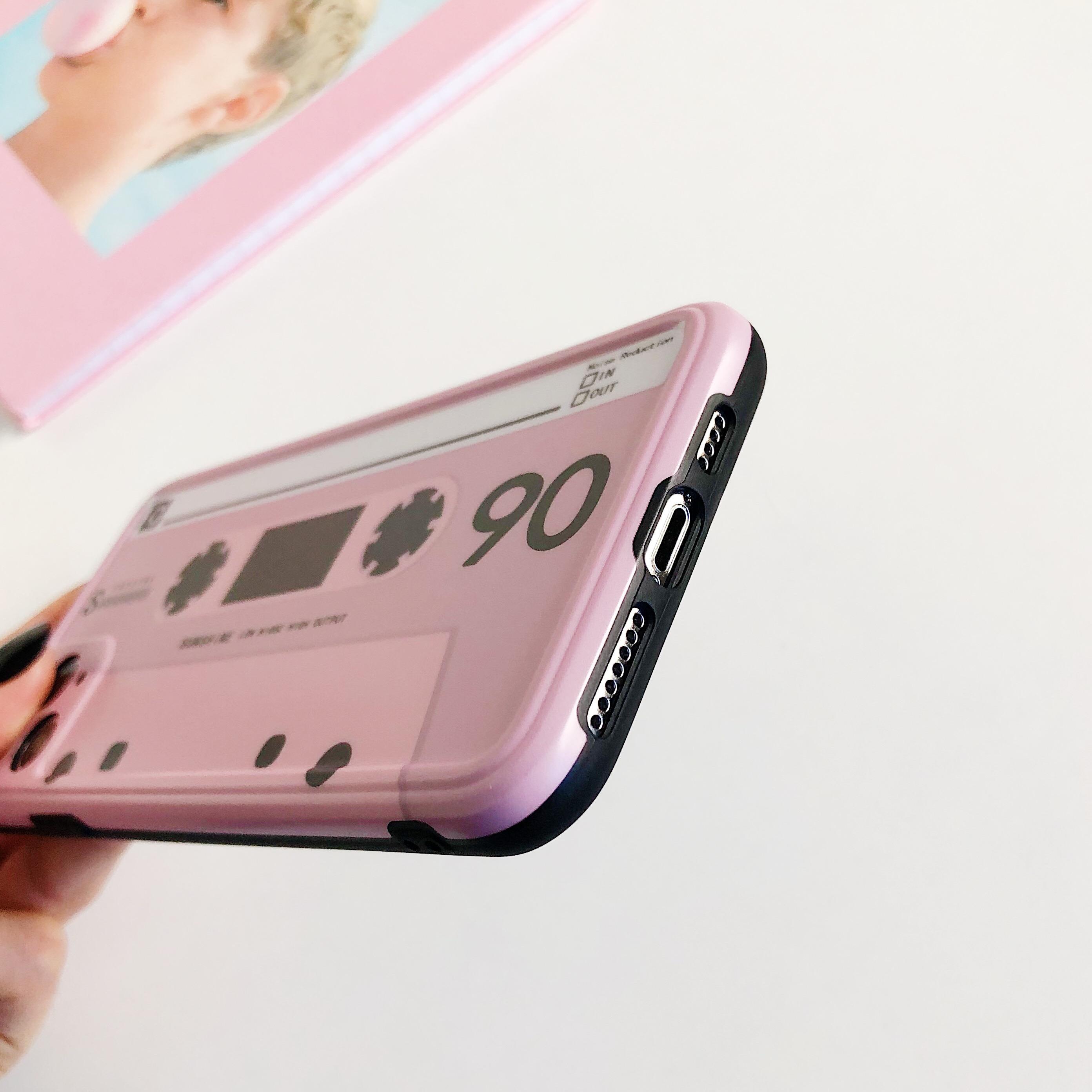 Tongkun Jungu iPhone 11 Pro Max iPhone XS iPhone XR iPhone 8 Tape Case