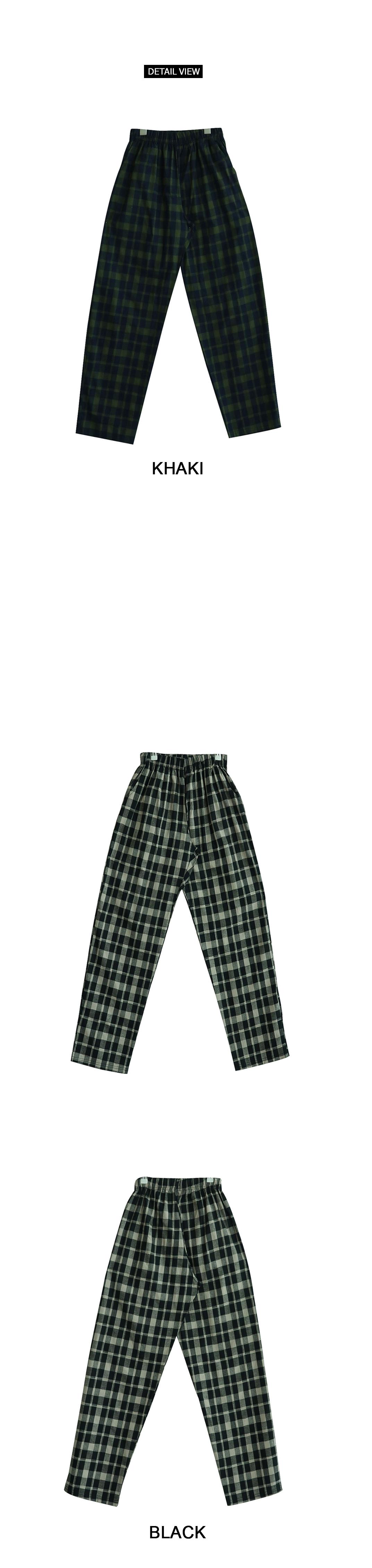 Balance check pants