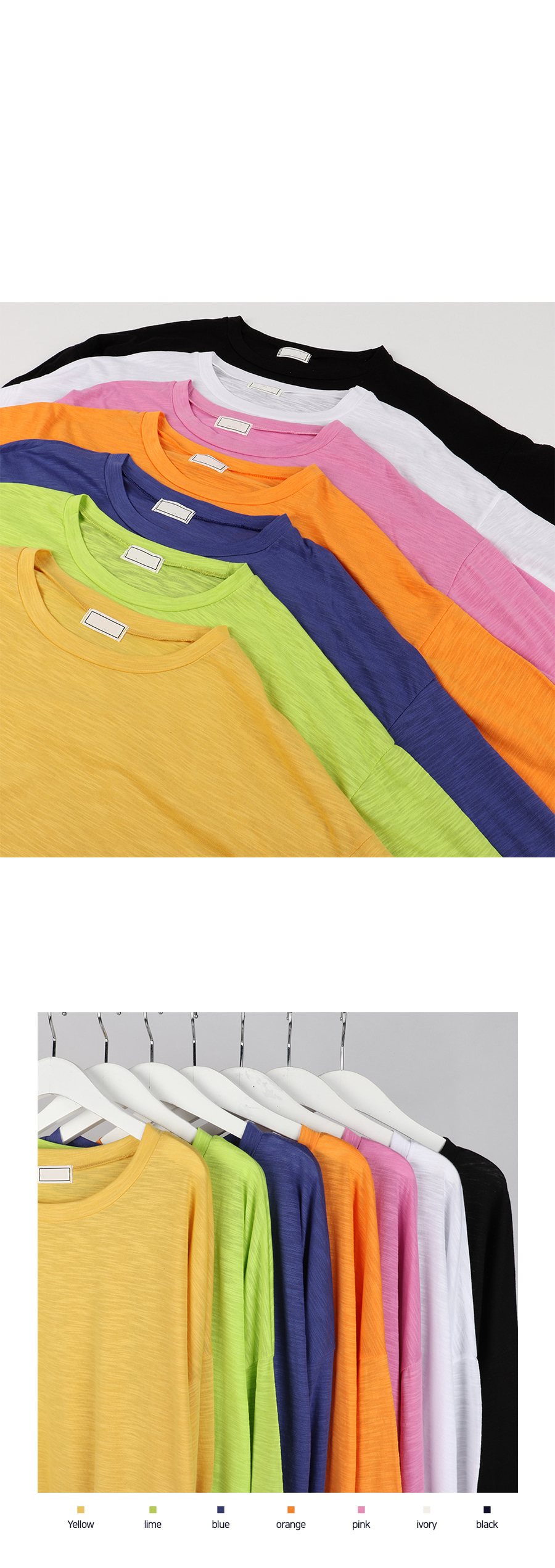 Molling overfit T-shirt