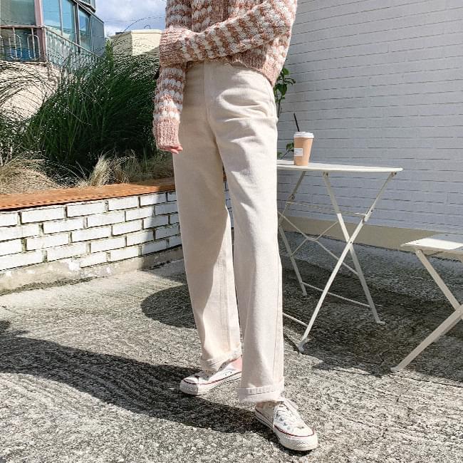 Palopalomi wide cotton pants