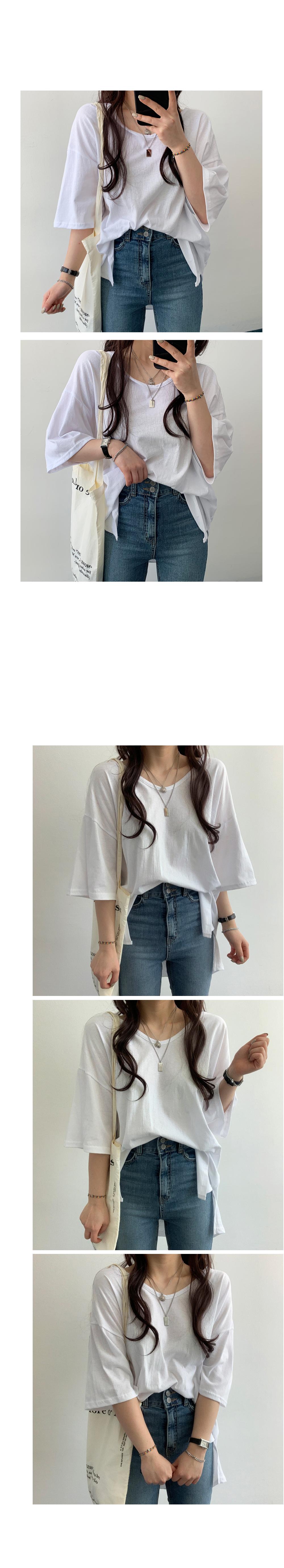 T-shirt short sleeve tee