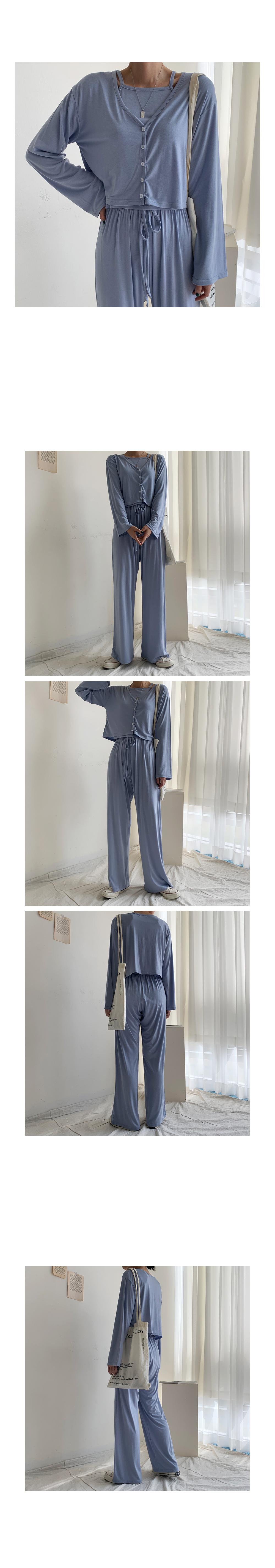Rani cardigan set