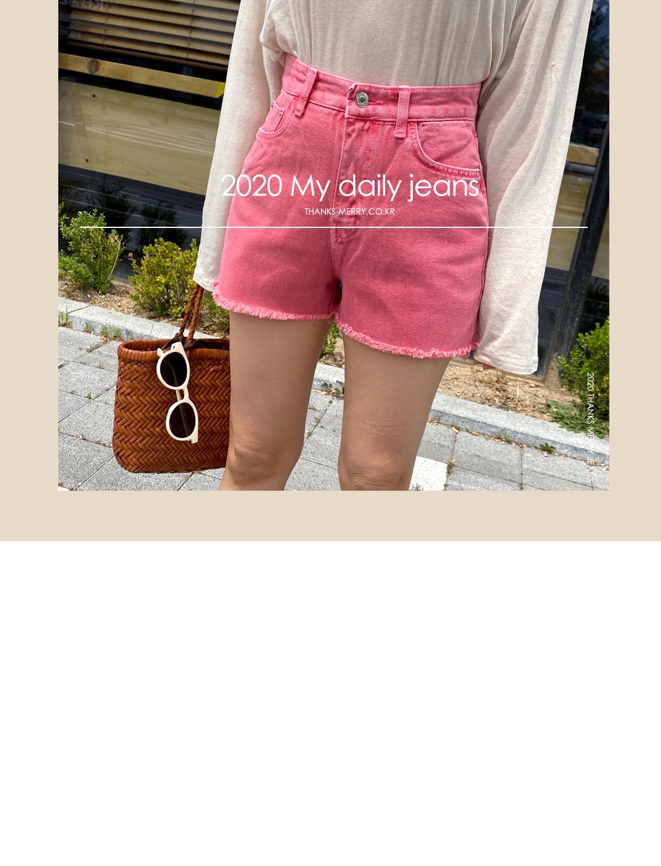 Hot Pink Wash Part 3 Shorts