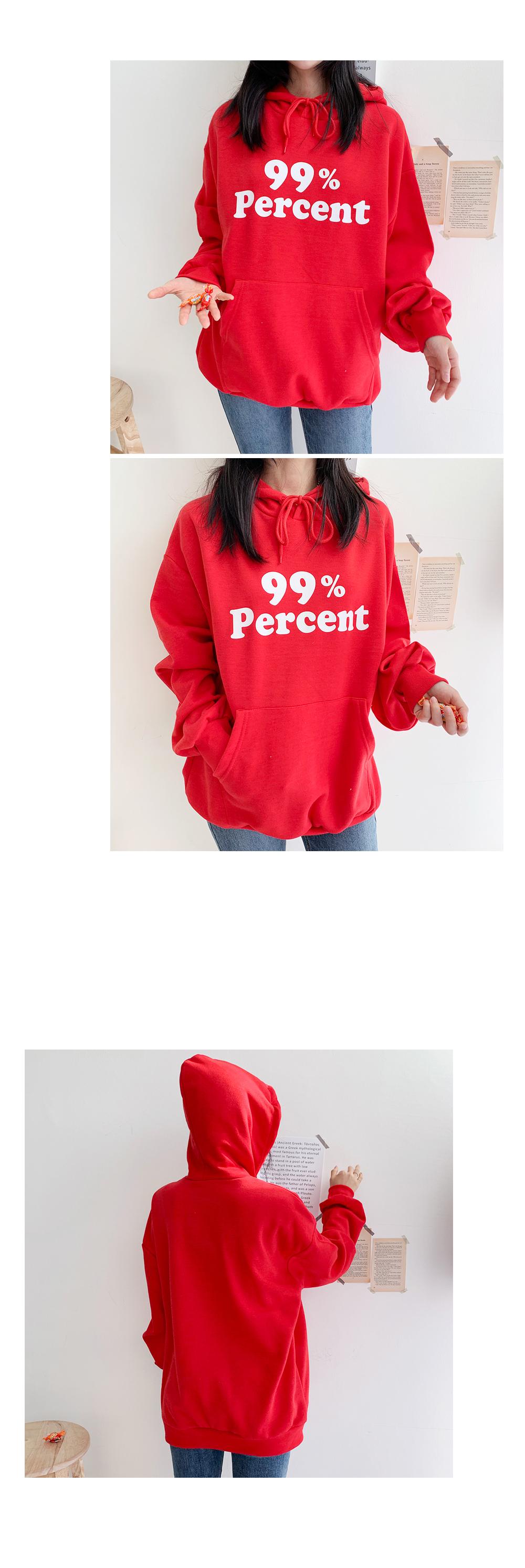 Percent printing hood (5color)