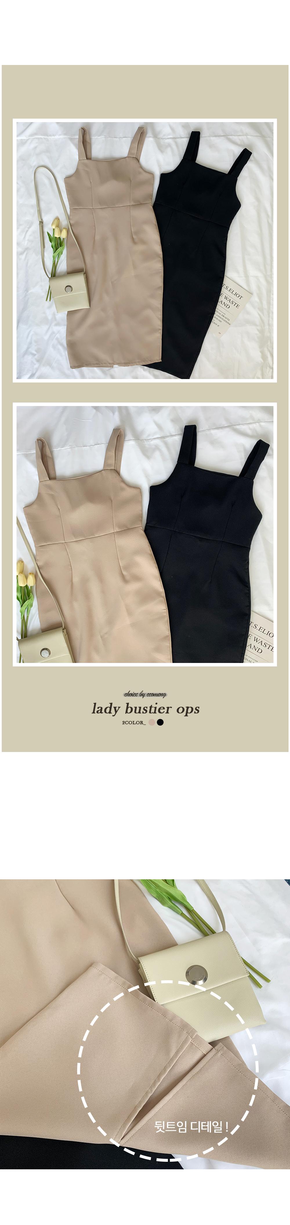 Lady Bustier Dress