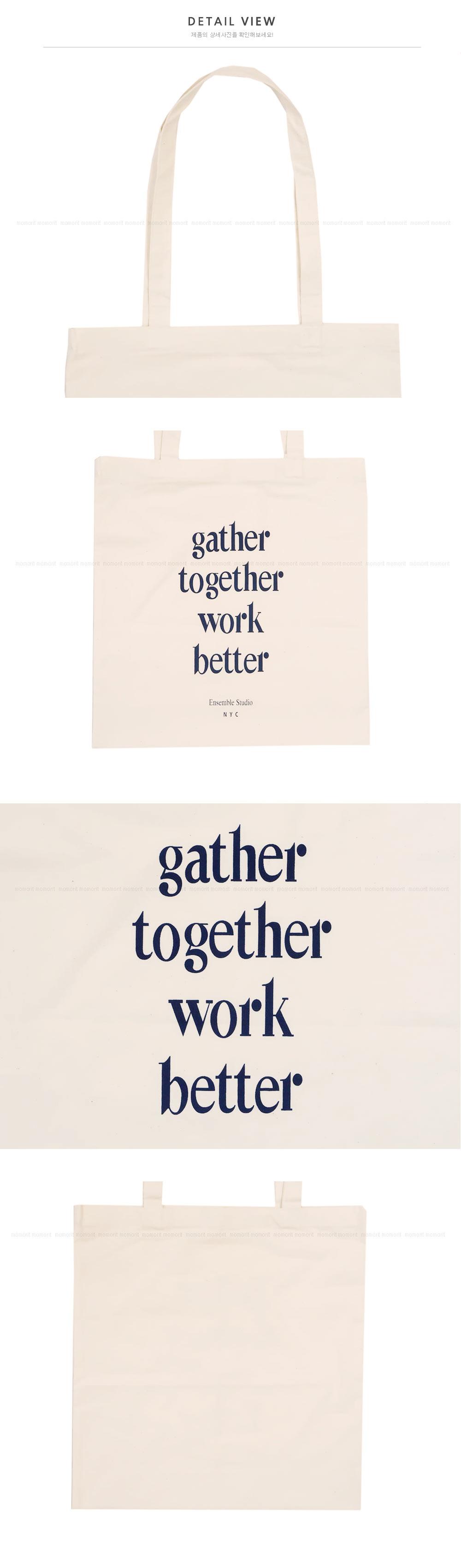 Together Eco bag