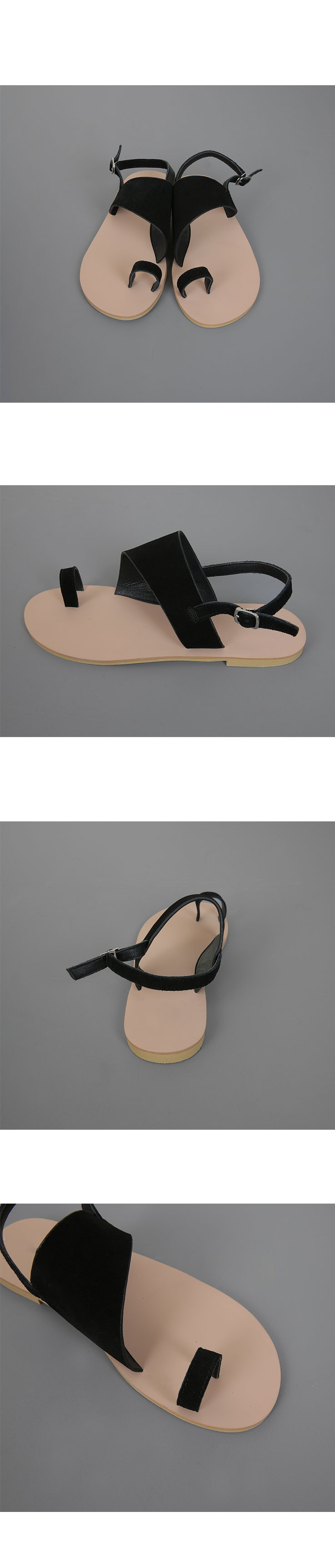 Knots-sandals