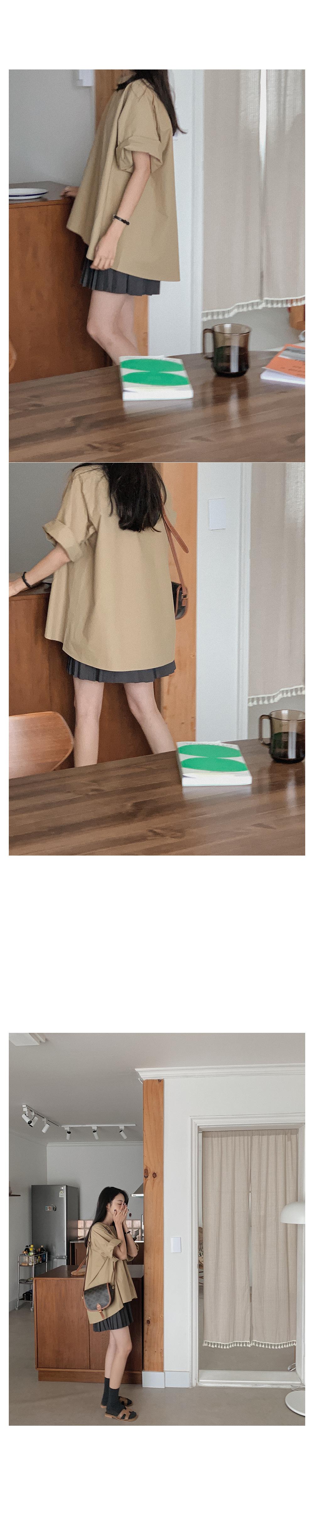 Dader cotton blouse