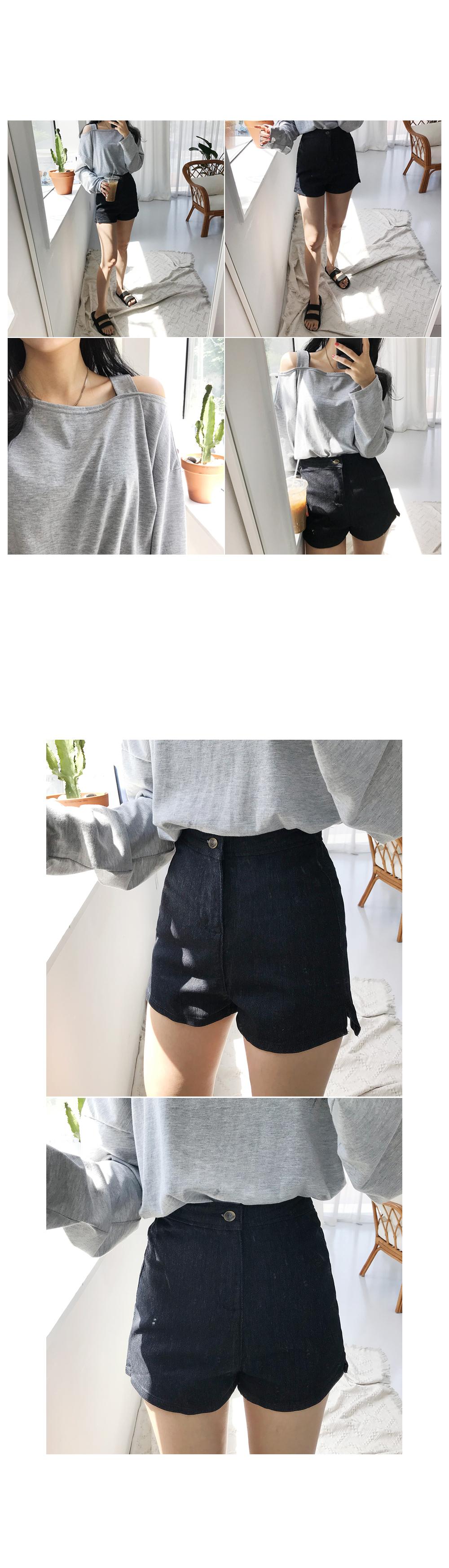 Box strap off shoulder