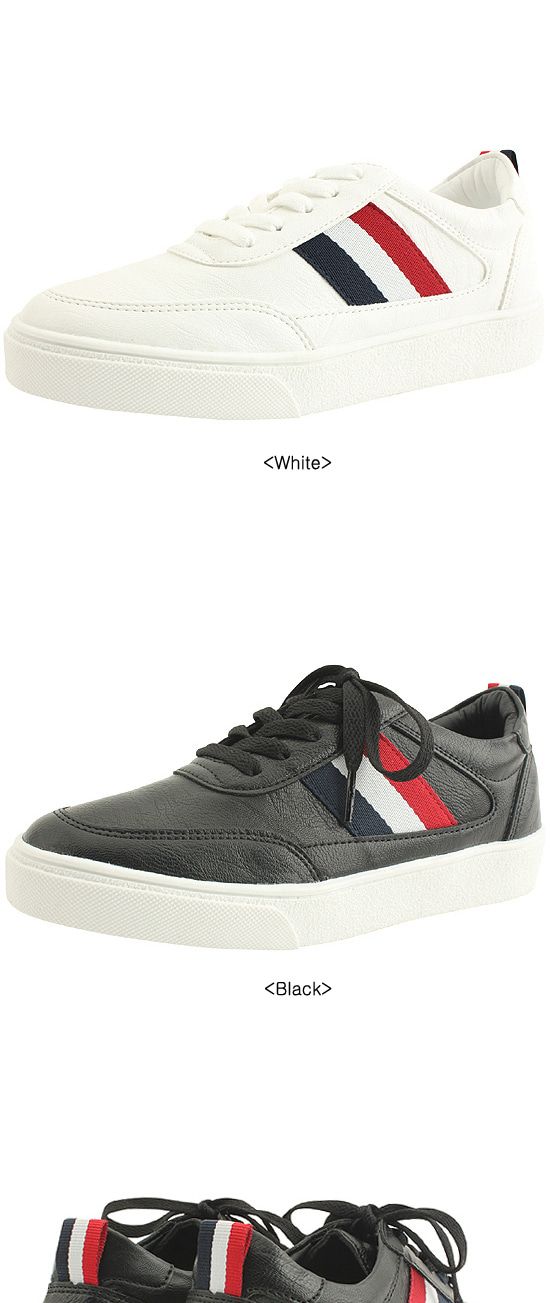 Samsun Casual Sneakers Black