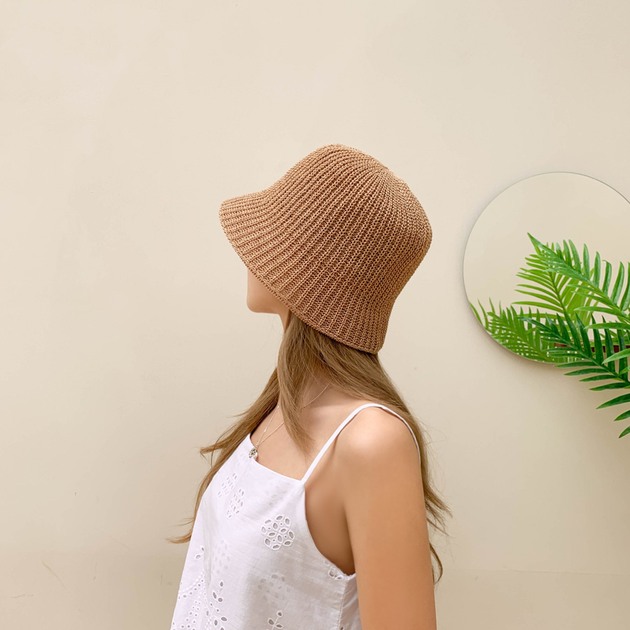 Simple Branch Bungy Hat 3color