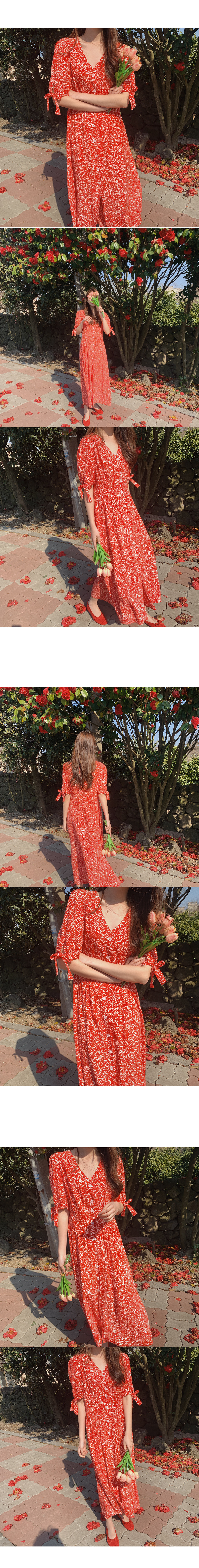 Mignon flower dress
