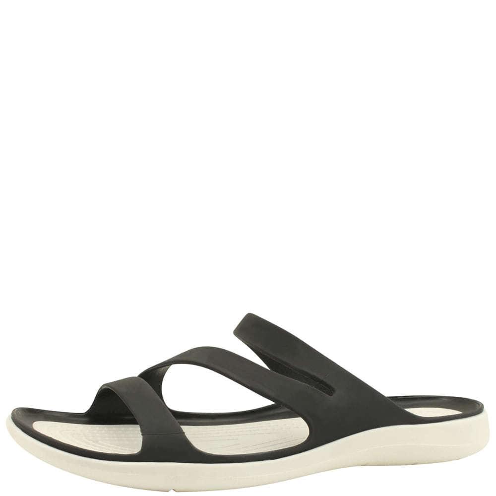 Soft Soft Aqua Slippers Black