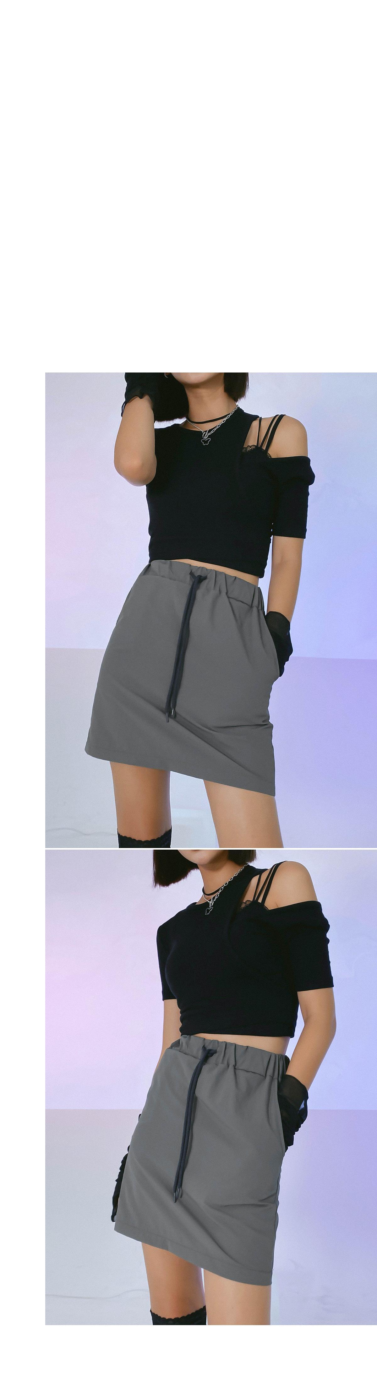 Jerry mini skirt