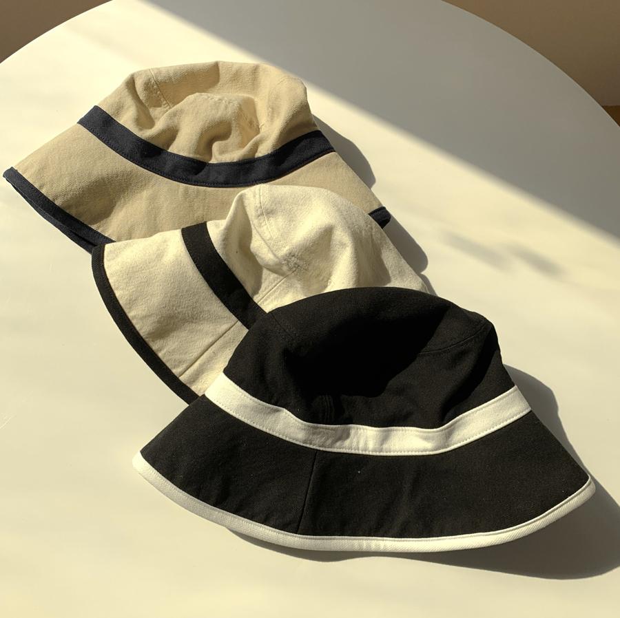 Marine Line Bungy Bucket Hat