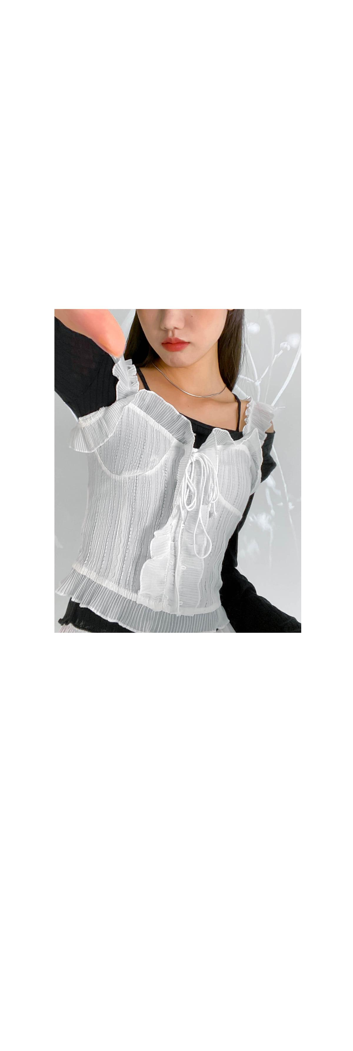 Lace Melleob Bustier