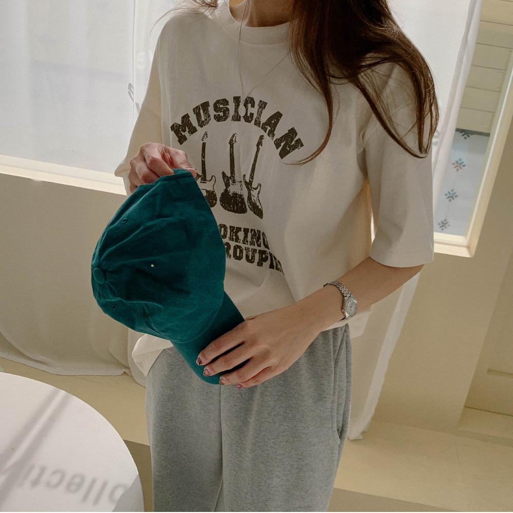 Casual Design Simple Ball Cap
