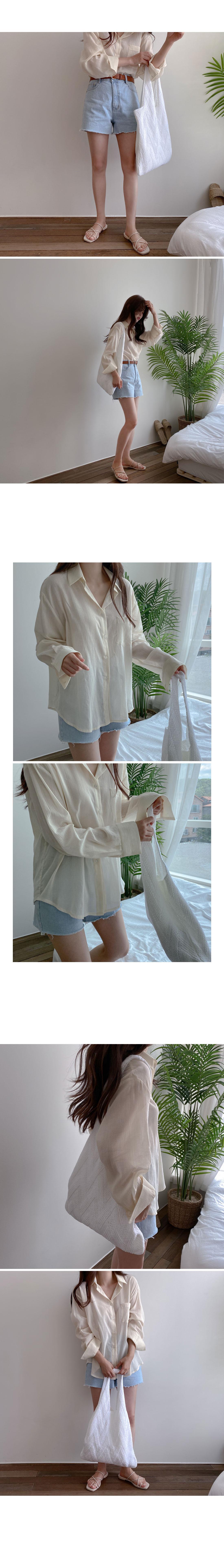 Slow Tan Tan Knit Bag