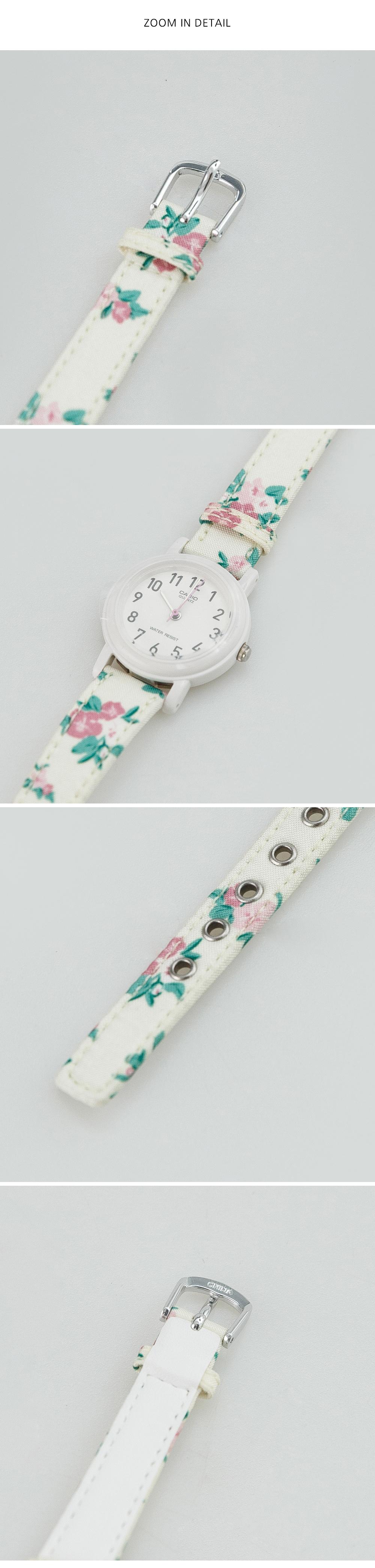 Gulliche Flower Pattern Watch