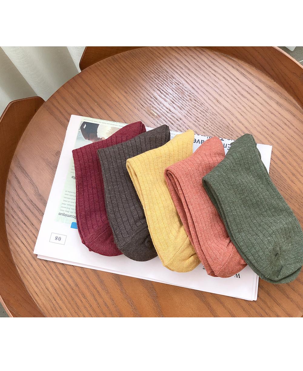 Fresh color socks